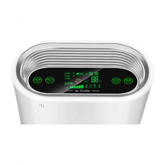 Purificator aer multifunctional cu lampa UVC fara Ozon antibacterian, ionizare si aromaterapie