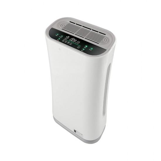 Purificator aer antibacterian cu lampa UV fara Ozon, cu functie de ionizare